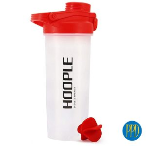 promotional shaker cup with mixer ball for New York and New Jersey business marketers