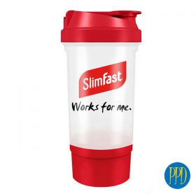 shaker cup with protein storage for New York and New Jersey business marketers